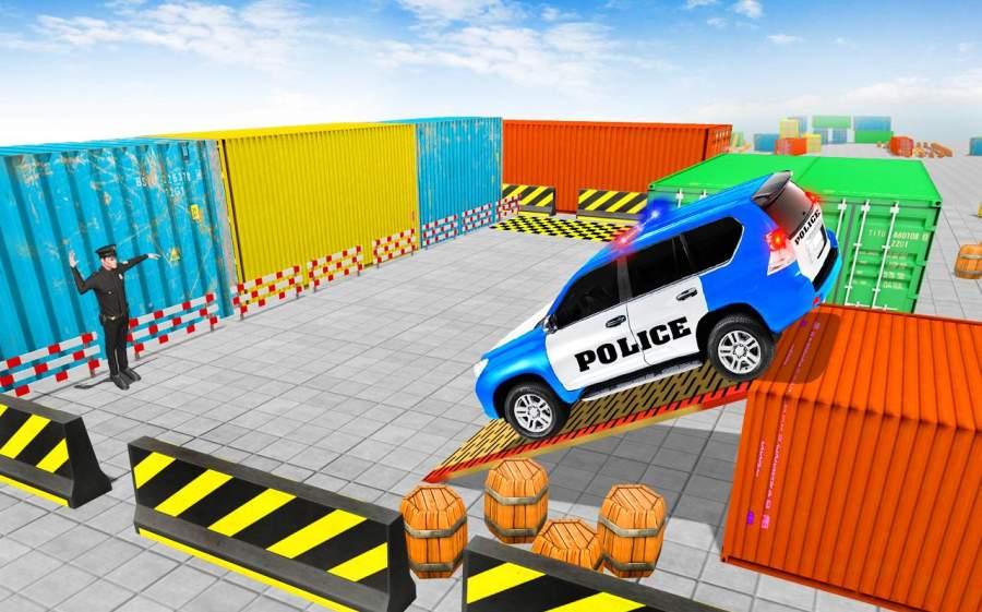 神盾警察驾驶训练截图1