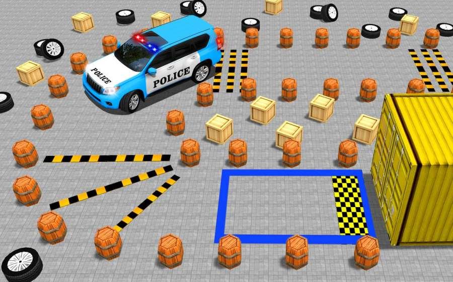 神盾警察驾驶训练截图2