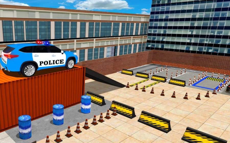 神盾警察驾驶训练截图3