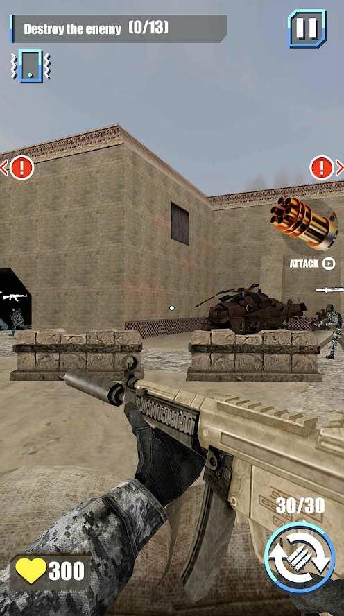 反恐射击:特殊任务