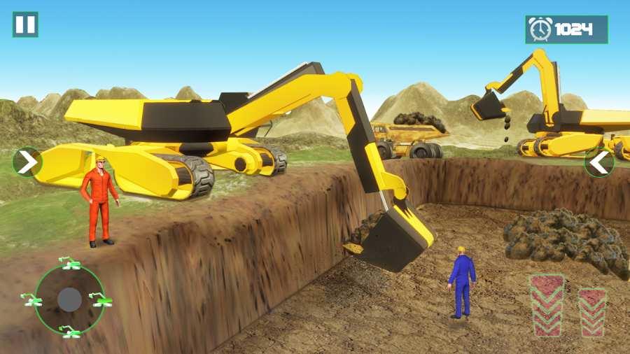 蓝翔校园模拟器截图2