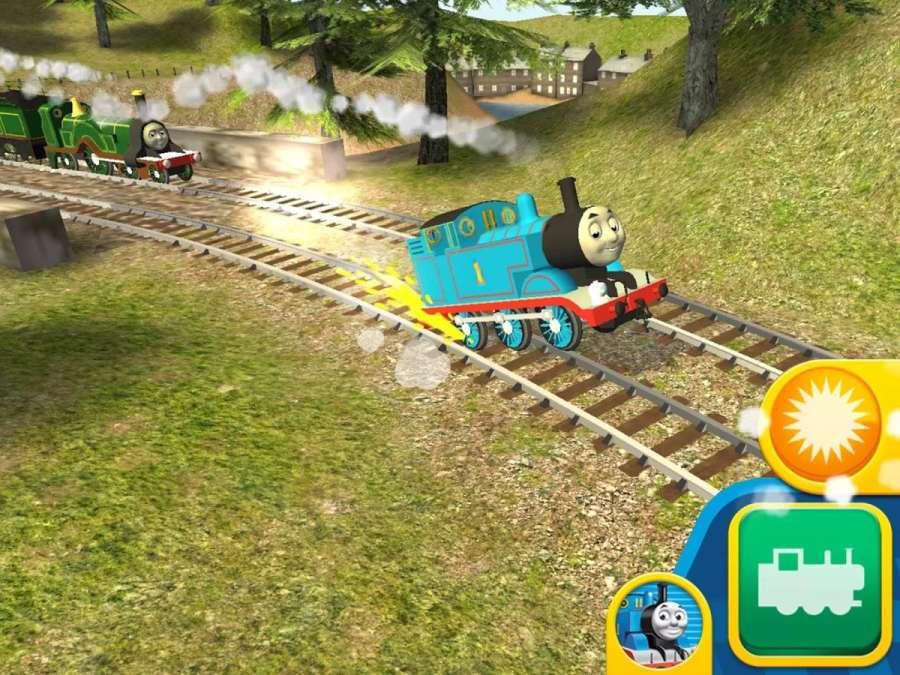 托马斯和朋友:快跑,托马斯!—速度挑战截图4