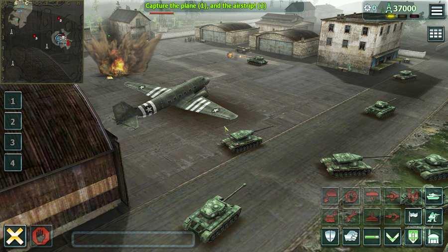 战争冲突截图3