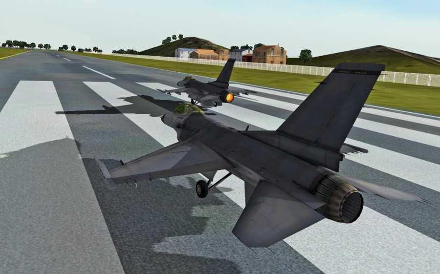 F18舰载机模拟起降2截图2