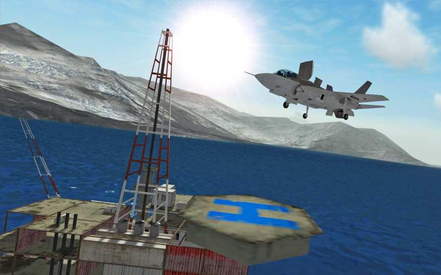 F18舰载机模拟起降2截图3