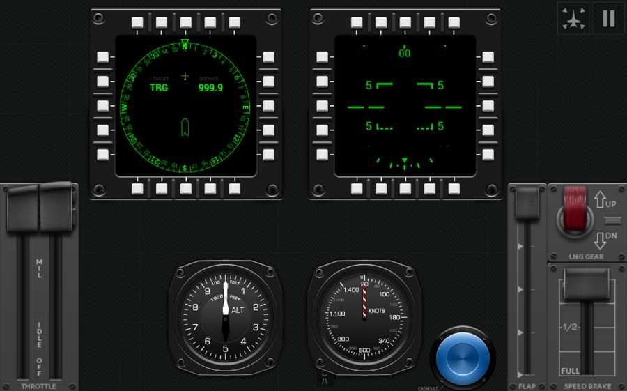 F18舰载机模拟起降2截图4