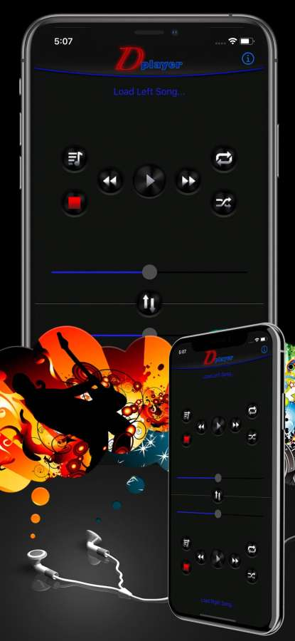 Double Player for Music截图3