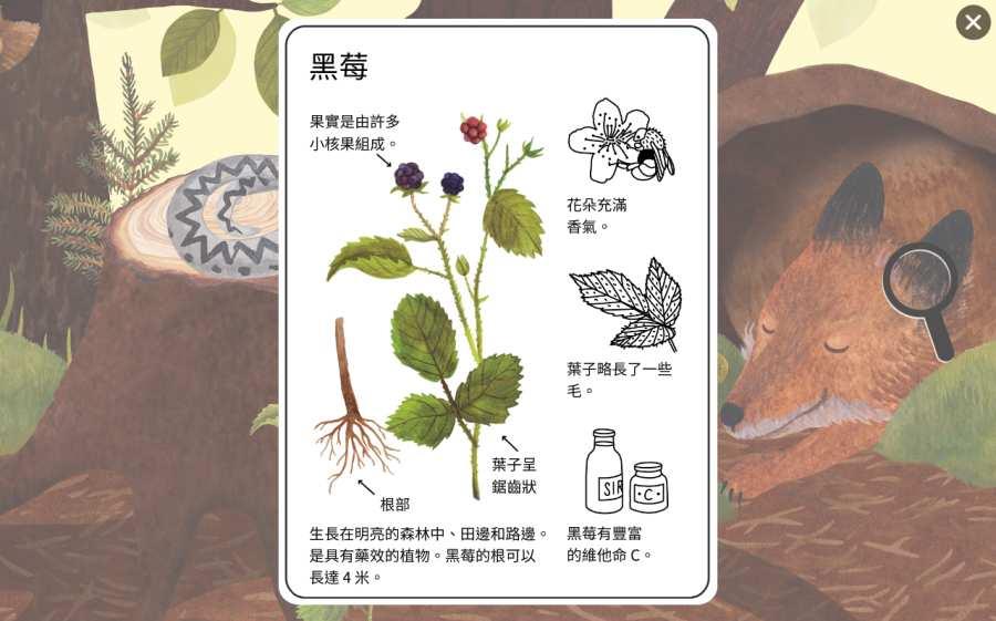 小棕鼠的自然生态百科截图1