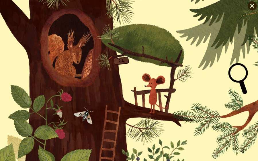 小棕鼠的自然生态百科截图4