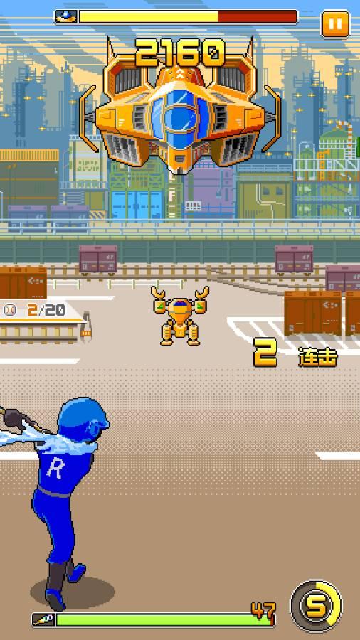 棒球英雄截图0