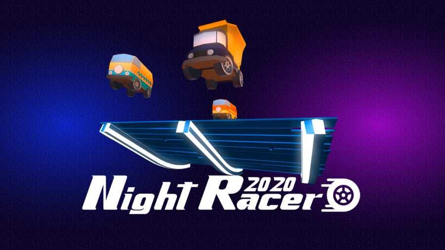 夜间赛车3D