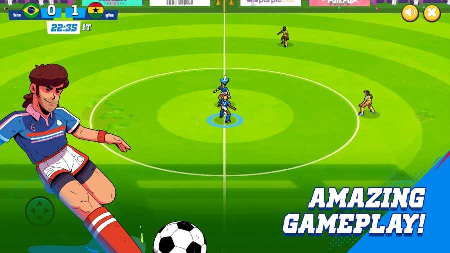 足球傳奇截圖2