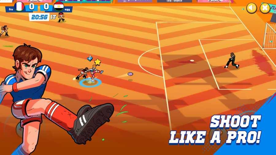 足球傳奇截圖3