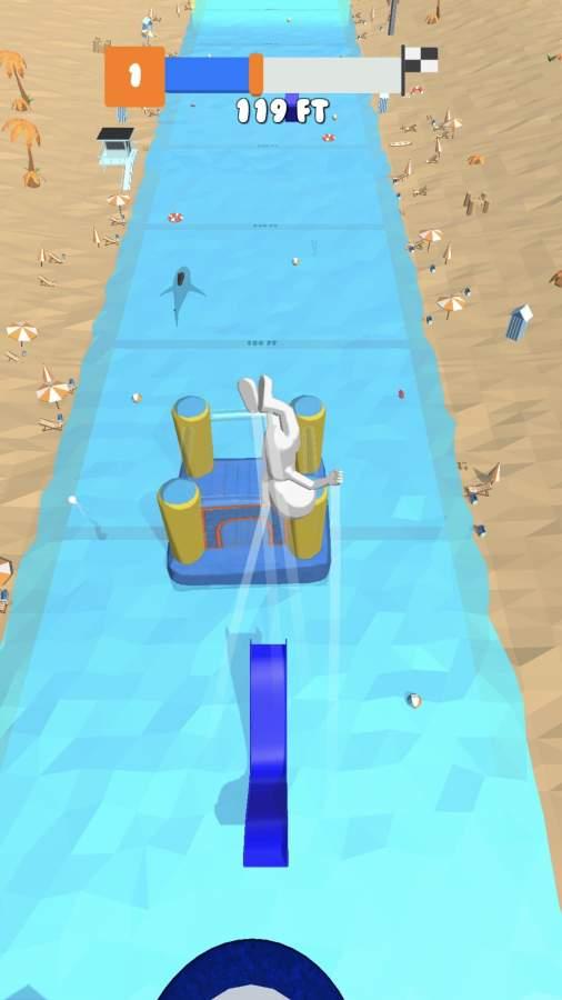 蹦極池截圖4