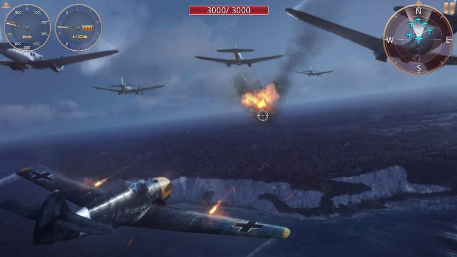 搏擊長空:風暴特工隊2截圖0