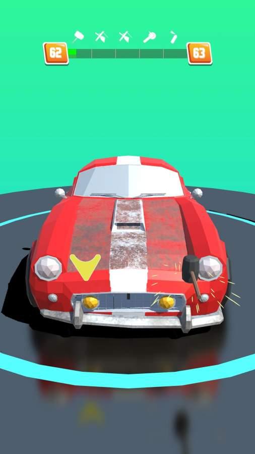 汽车修复3D截图1
