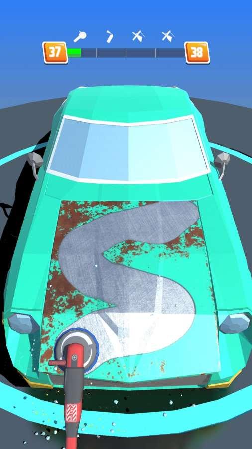 汽车修复3D截图3