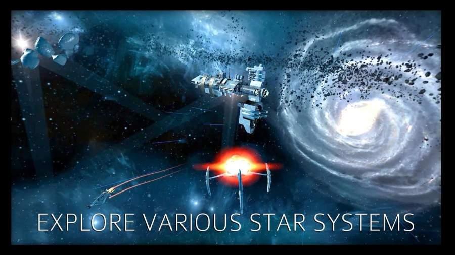 星际漫游者截图2