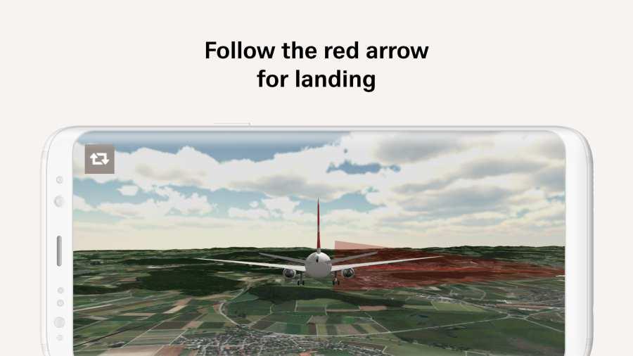 瑞士模拟飞行截图2
