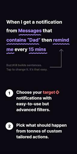 BuzzKill-通知超能力截图1