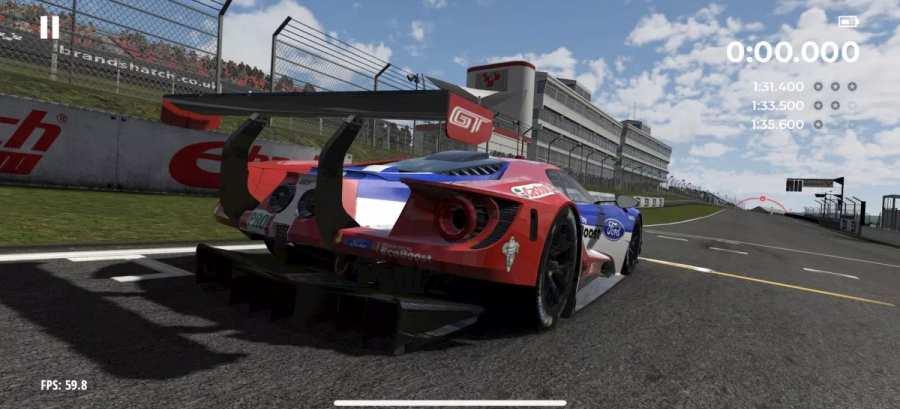 赛车计划GO截图2