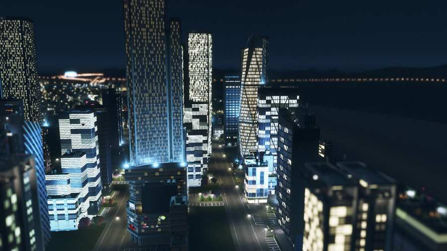 城市:天際線