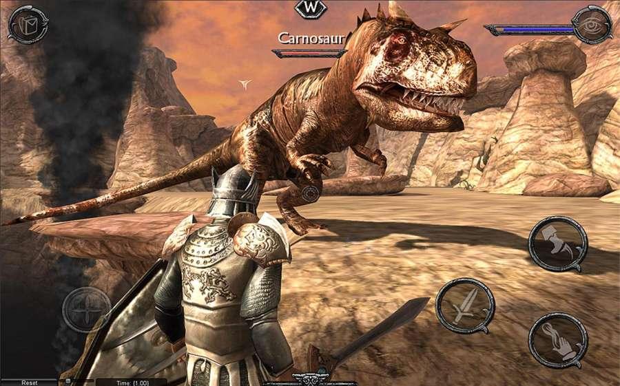 掠夺之剑:暗影大陆 截图2