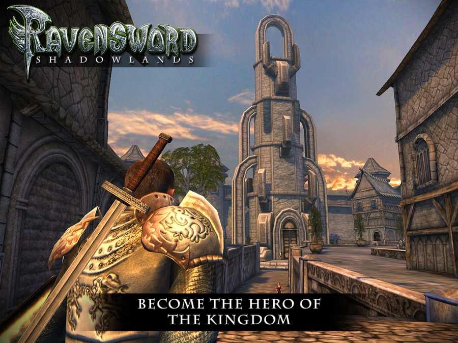 掠夺之剑:暗影大陆 截图4