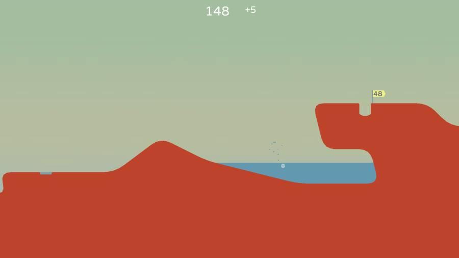 火星上的高尔夫截图0