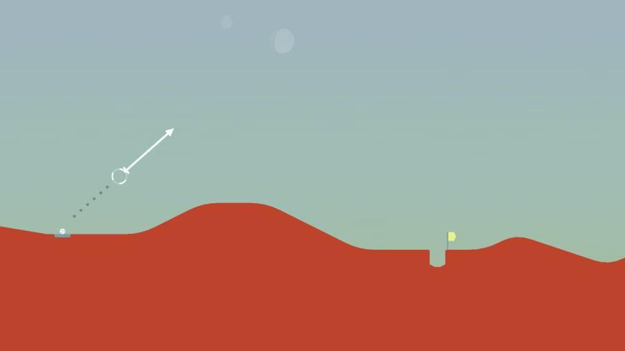 火星上的高尔夫截图1