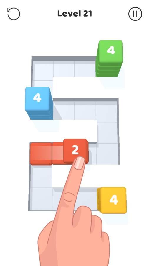 叠砖块3D截图0