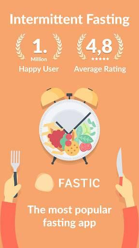 Fastic Fasting App截图4