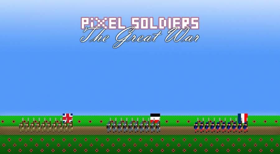 像素士兵:一战截图0