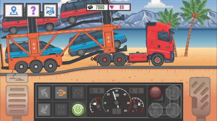 最佳卡车司机2截图3