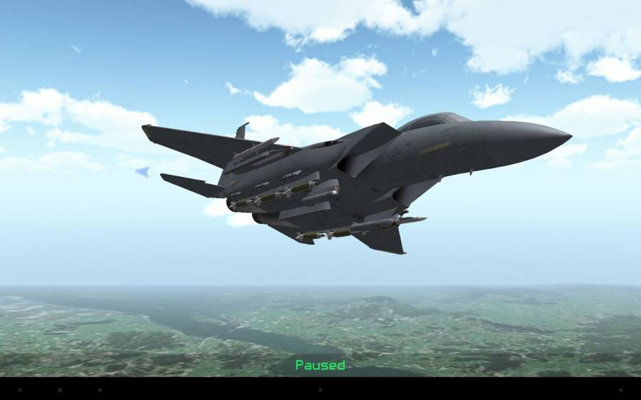 现代战斗机截图0