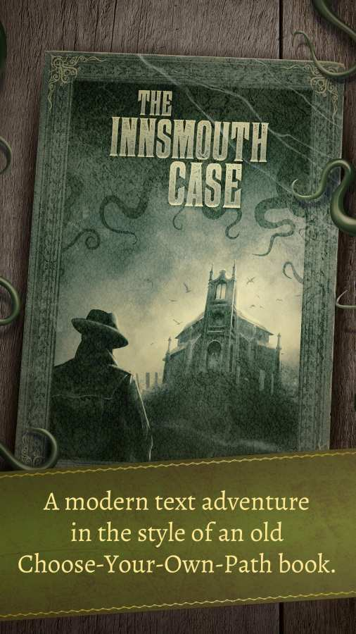 印斯茅斯谜案