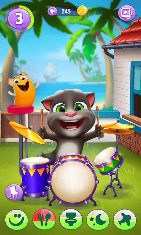 我的汤姆猫2截图2