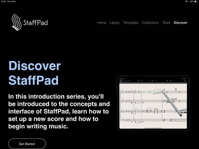 StaffPad截图4