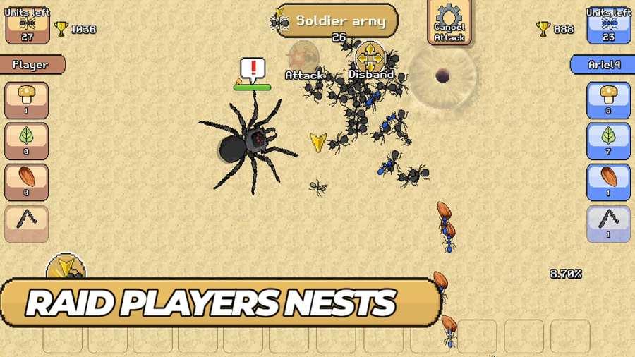 口袋蚂蚁模拟器截图3