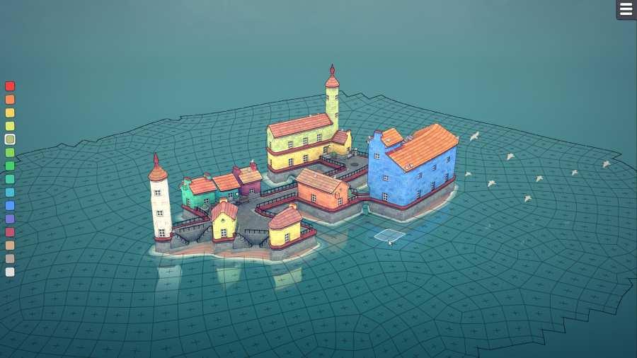 Townscaper 安卓版截图4