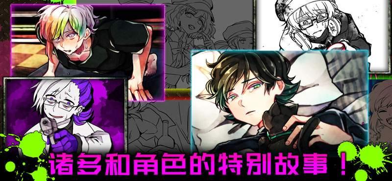 恶狼游戏:Another 中文版截图1