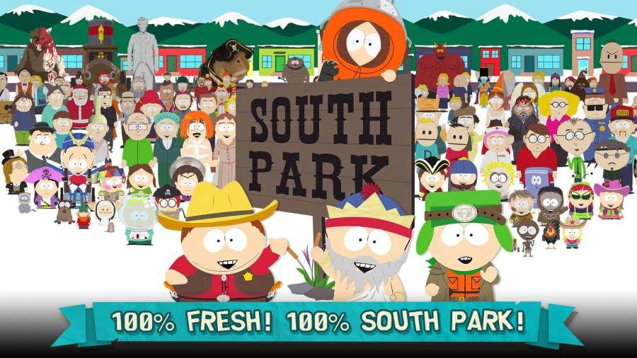 南方公园:手机破坏者