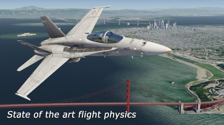 模拟航空飞行2截图3