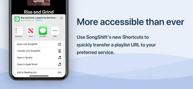 SongShift截图4