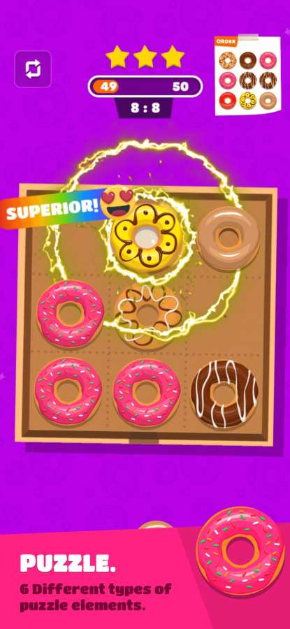 甜甜圈速递截图2