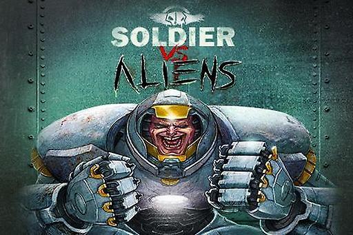 士兵大战外星人截图3
