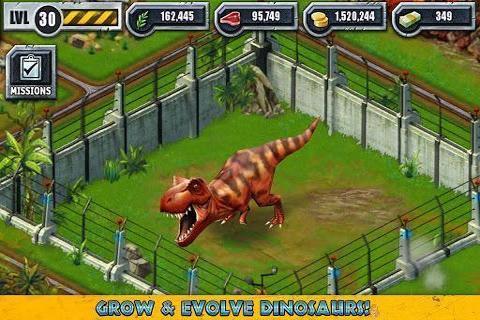 建设侏罗纪公园截图1