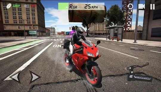 超凡摩托车截图2
