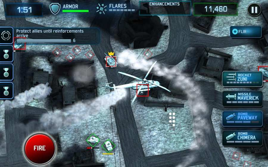 无人机:暗影突袭 Drone:Shadow截图1