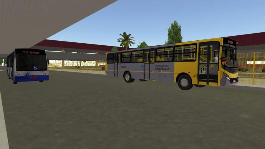 公交驾驶模拟器2020截图1